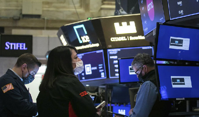 ABD borsalarında tahvil şoku! Endeksler sert düştü
