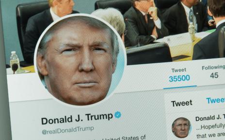 Donald Trump'ın Twitter hesabı başkanlığa tekrar aday olsa bile açılmayacak