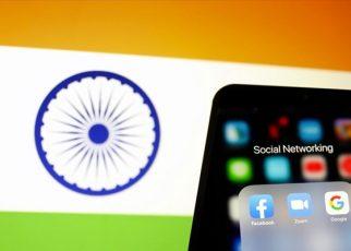 Hindistan'da sosyal medya platformlarına yeni kurallar getirilecek
