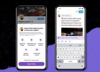 Twitter, Super Follows ile tweetlerden gelir elde etmenizi sağlayacak